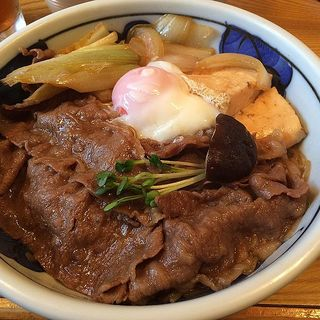 すき焼き丼(ちんや )