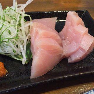 カジキの刺身(島料理 海響 (しまりょうり いすん))