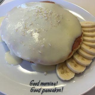 ナッツナッツパンケーキ(ハワイアンパンケーキハウス パニラニ (Hawaiian Pancakes House Paanilani))