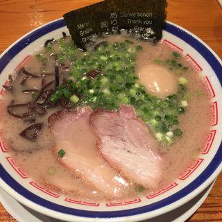 ラーメン(田中商店 (たなかしょうてん))
