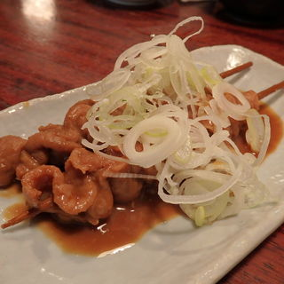 串煮込み もつ(金魚)