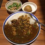 チキン豆カリー(エチオピアカリーキッチン 御茶ノ水ソラシティ店 )