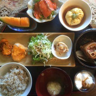 魚ランチ(華風 )