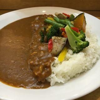 野菜カレー(モジャカレー 姫路駅店 )