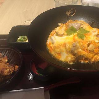 阿波鶏 親子丼(鶏月 イオンモール四條畷店 )