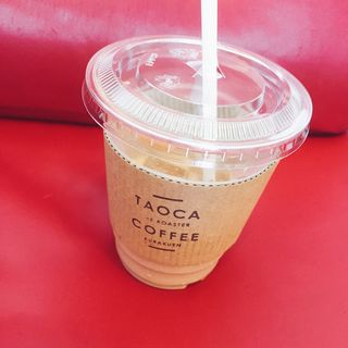 カフェラテ(タオカ コーヒー (TAOCA COFFEE))