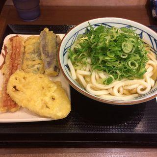 かけうどん(丸亀製麺 御茶ノ水店 )