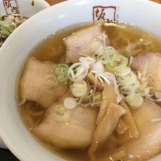 喜多方ラーメン(喜多方ラーメン 坂内 池袋サンシャイン店 (ばんない))