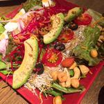 ワイキキ ローカル コブサラダ