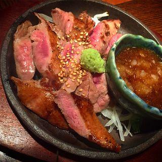 ハラミポン酢(清水 KAKUREGA (シミズ カクレガ))