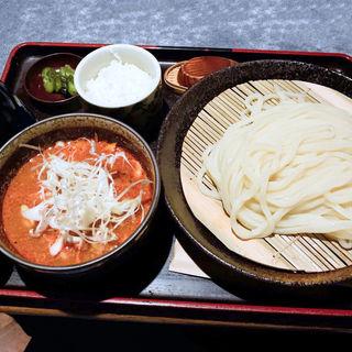 豚とネギのつけ麺(手打ちうどん 讃岐つけ麺 )