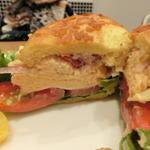 ウマミチキンサンド(ダブル サンドイッチ (Double Sandwich))