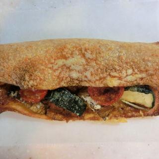 ハーブソーセージと夏野菜(ラ ブティック ドゥ ジョエル・ロブション 丸の内店 )