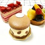 京都、烏丸御池で見つけた!心華やぐ幸せケーキをご紹介。