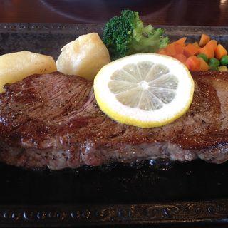 ステーキ祭り(肉のふきあげ )