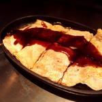 いまりのチーズ豚平焼き(お好み焼き いまり 恵比寿店 )