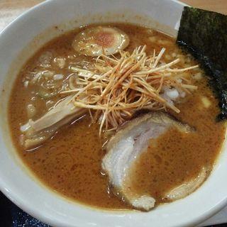 辛みそラーメン(じぇんとる麺 )