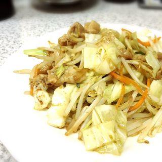 野菜炒め(吉兆 恵比寿店)