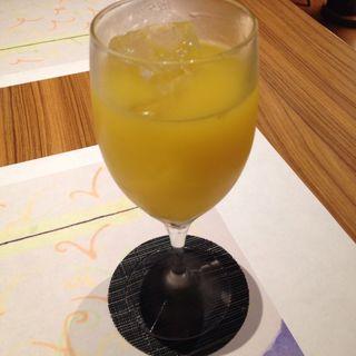 はっさくジュース(銀座 遠音近音 (Ochi Kochi))