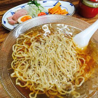 夏めん(麺や 福座 (フクゾ))