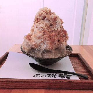 黒蜜きな粉わらび餅(夙川桜庵 (シュクガワサクラアン))