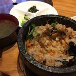 石焼野菜ビビンバ(韓菜 (ハンナ))