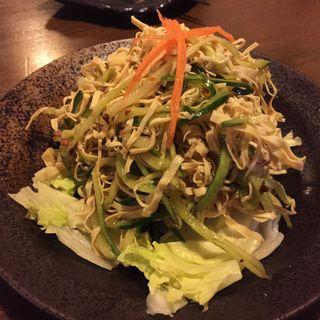 豆腐麺サラダ(和の中)