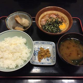 鯛めし(宇和島)