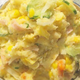 定番のポテトサラダ(十兵衛)