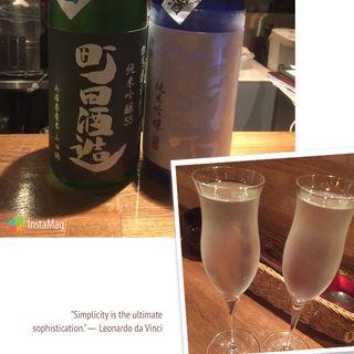 冷酒 (芦屋ロマンス )