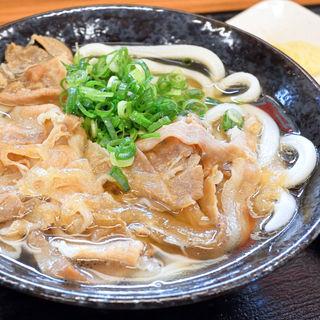 肉うどん(こだわり麺や フレスポ高松店 )