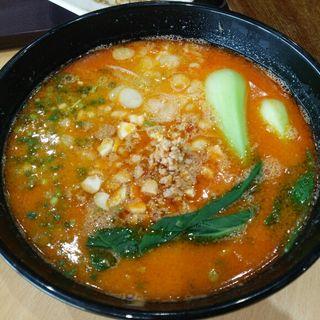 坦々麺(道の駅 常陸大宮 かわプラザ )