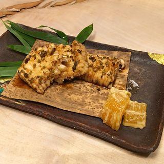 鱧の実山椒煮(ひょうたん )