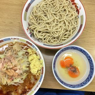 つけ麺(ラーメン二郎 栃木街道店 (らーめんじろう))