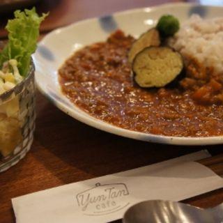カレーランチ(ユンタンカフェ(Yuntan Cafe))