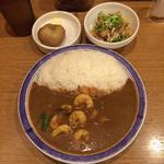 エビカリー(エチオピアカリーキッチン 御茶ノ水ソラシティ店 )