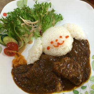 Koumeカレー(cafe koume)