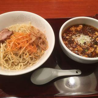 麻婆つけ麺(ぶっかけちゃいな 二日町店 )
