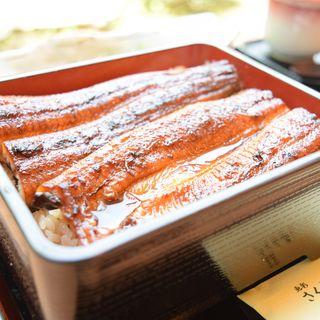 鰻師定食(さくら亭 )