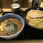 味玉つけ麺(京都 麺屋たけ井 阪急梅田店 (きょうと めんやたけい))