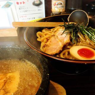 濃厚 石焼つけ麺 特々(みやこ家宇都宮店)