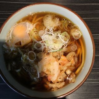 天玉うどん(文殊 浅草店 (もんじゅ))