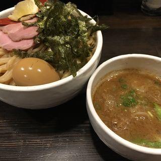 特製牛モツつけ麺(製麺処 蔵木 )