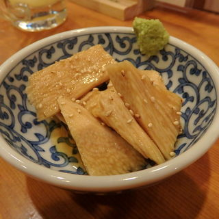 山芋醤油漬け(もつ焼き煮込み鶴田 )