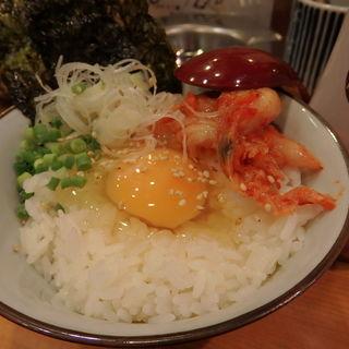 卵かけご飯(もつ焼き煮込み鶴田 )