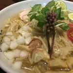 [限定]福島壱麺リスペクト鯛の冷しらーめん(麺のようじ (【旧店名】大阪拳))