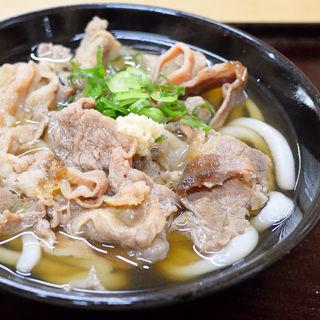 肉うどん(さぬき釜揚げうどん遊 )