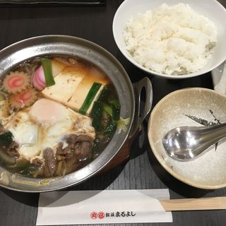 肉鍋(松阪まるよし 鎌田店 )