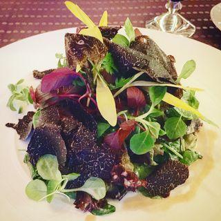 Black Truffle Salad(mal D'amour (マル ダムール))