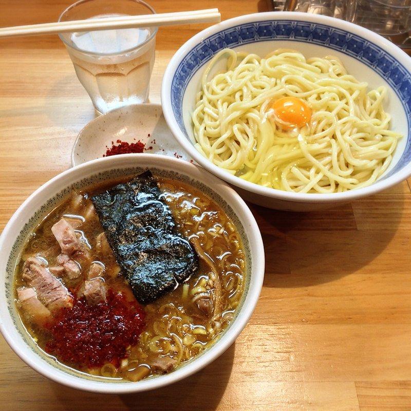 つけ麺(並盛り)